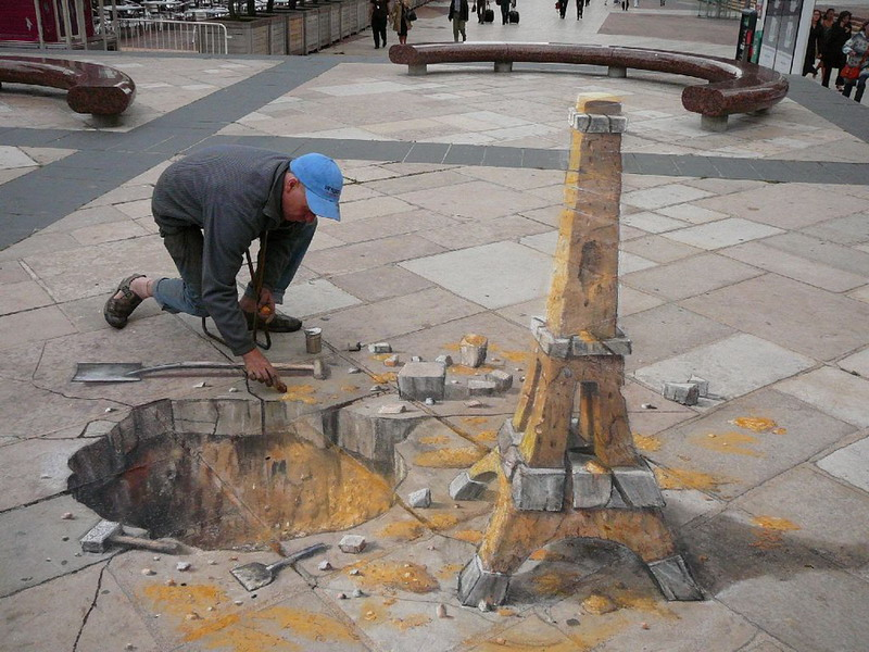 The Best of Julian Beever | LECTRICS