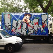 Paris City Trucks part.2