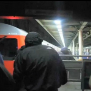 Underbelly: graffiti artists the DDS Crew paint London tube trains