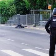 Bomb alert video
