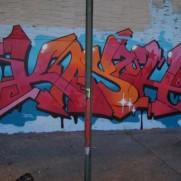 Kash, Ryos, Jurne, Dmote, Bio...wall in NYC
