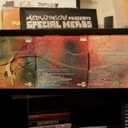 Rare vinyl cover by Futura 2000