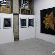 Mosa PAL exhibition at Sunset gallery in  Lyon - The recap