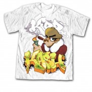 Oare wear new t-shirts : Kash & Dize
