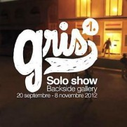 Gris1 at Backside gallery video