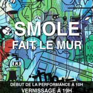 Smole exhibition in Paris