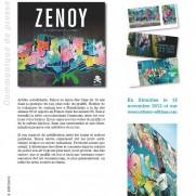 ZENOY : les perspectives de l'alphabet
