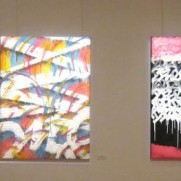 Dizer Exhibition  @ Cachan