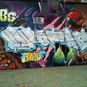 Enter x Kicoe x Nomad wall