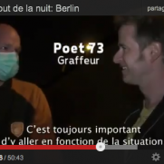 Berlin report on TV: Voyage au bout de la nuit
