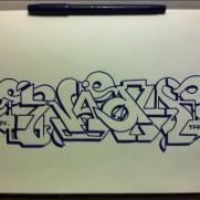 Noah AOK Sketch