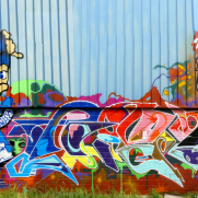 Ypse, Sky7, Gone and Nick wall - Berlin 2010