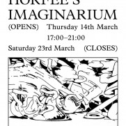 Horfée's Imaginarium exhibition in London