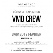VMD CREW @openspace