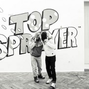 MOSES & TAPS™, 'TOPSPRAYER EXPRESS™', exhibition video (Ruttkowski;68, Cologne/ Germany)