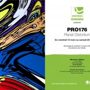 Pro176 exhibition in Montpellier