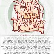 Style Is The Message! International Graffiti Book, 2013