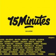 Throw-up book - 15 minutes by Ilk & Keno