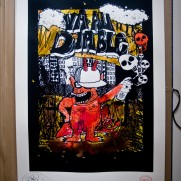 VA AU DIABLE : EARL new print @leseditionspénibles
