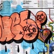 Etch-A-Sketch update : Cope2, MQ & Duel subway maps