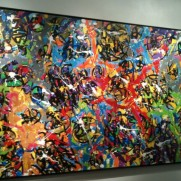 PAST-PRESENT – JONONE @ LEFEUVRE GALLERY (Paris)
