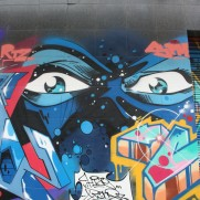 Pro176 & Hize wall in Valencia