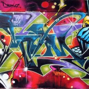 TCK new wall with Inch, Drik,Tom851,Kiks