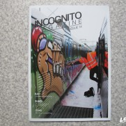 Incognito - issue 14 review