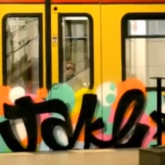 Trainspotting in Berlin - Graff Alpha video
