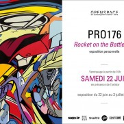 "PRO176 : ""Rocket on the Battlefield"""