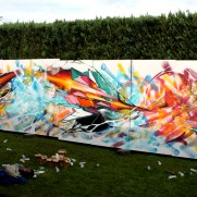 Dead GT UB - new murals