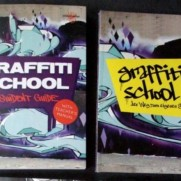 Graffiti School book
