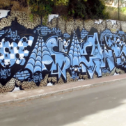 Marvel (WUFC x NER x SDK) wall in BCN - video