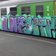 UKS crew (Warsaw) train video