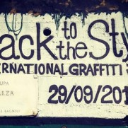 WALL - Back to the style Jam  Napoli