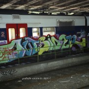 BOOK - Graffalife Vol 9 RER C - Words by Mank