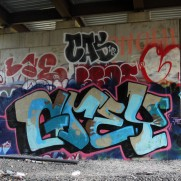WALL - Grey PVC & Rime MSK