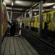 DVD TRAILER - Damagers : Berlin subway writing
