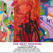 THE NEXT INVASION @ CELAL (PARIS)