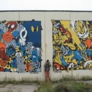 Horfee, Ken Sortais. Big Cartoons in Vardo