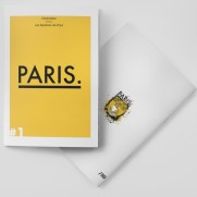 PARIS ZINE : Lesmysteresdeparis x Clickclaker