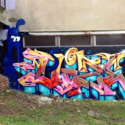 WALL - Dize new pieces