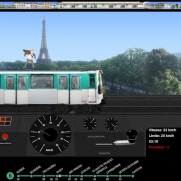WEB - Online Paris Métro Simulator