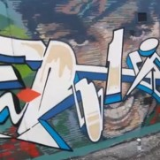 VIDEO - More, Rage, Frik, Copsa...wall in Vitoria