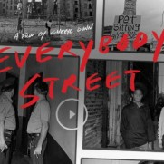 FILM -Everybody Street