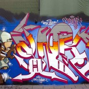 WALL - Atome x Can2 x Inka