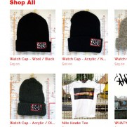 WhatYouWrite  Watch Cap Collection