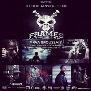 SHOW: FRAMES in Paris