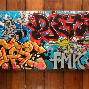 LECTRICS SESSION - SUPE FMK BLACKBOOK