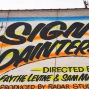 VIDEO TRAILER - SIGN PAINTERS DOCUMENTARY
